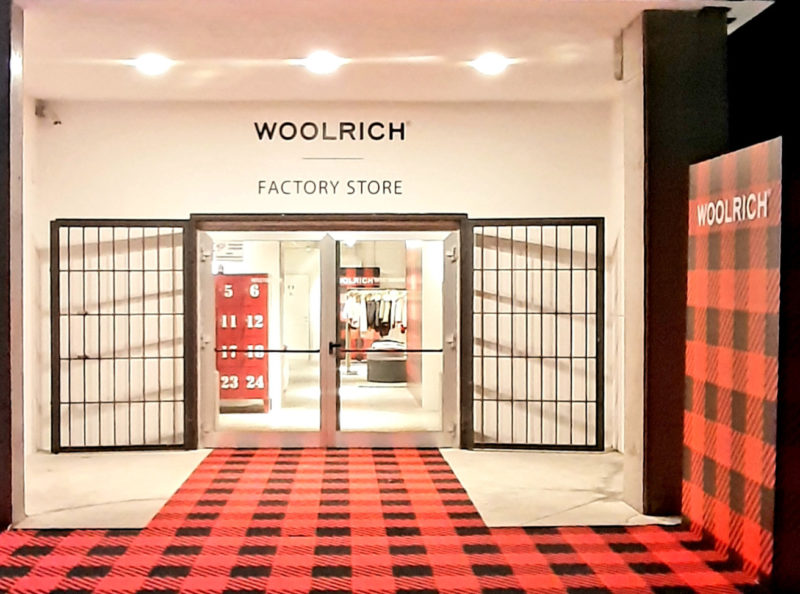 Woolrich Factory Store Cadriano